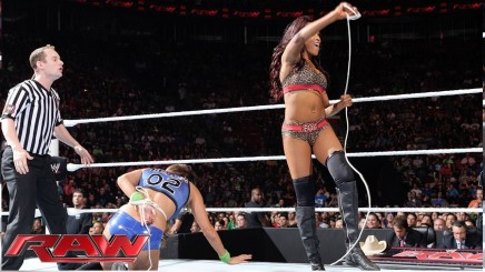 Nikki Bella Vs Alicia Fox Raw Ju Gif