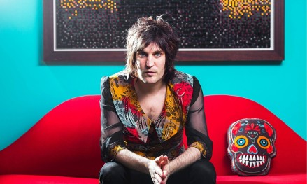 Noel Fielding Of The Migh