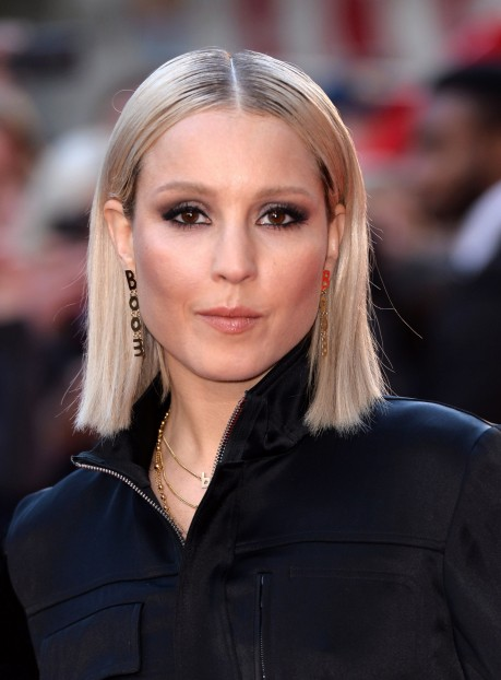 Noomi Rapace Attends Screening Of The Drop During The Th Bfi London Film Festival