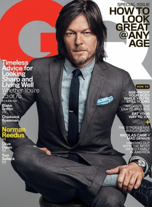 Reedus Gq Cover