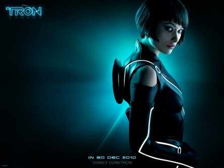 Olivia Wilde In Tron Legacy Normal Movies