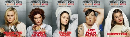 Orange Is The New Black Personnages
