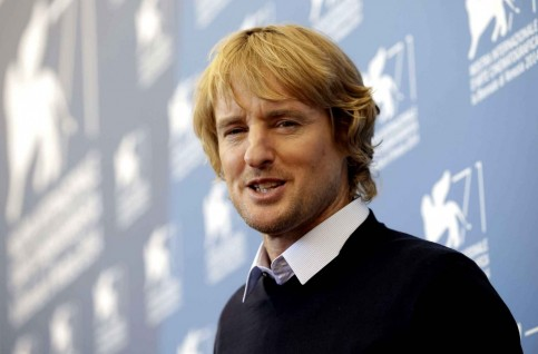 Actor Owen Wilson Poses During Diaporama