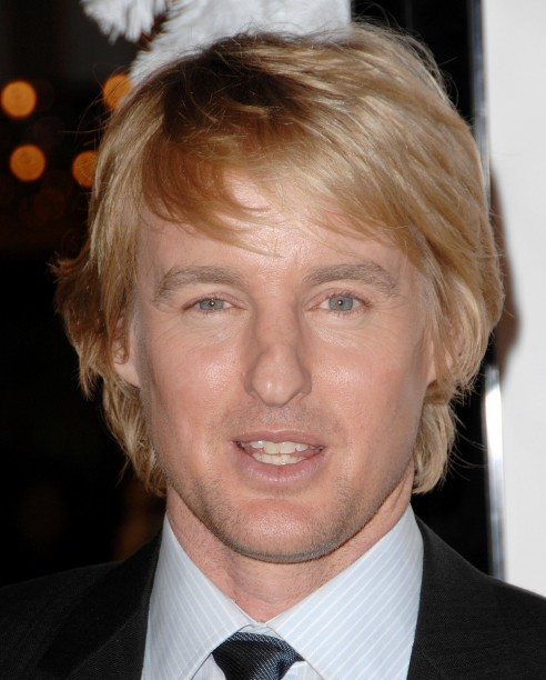 Owen And Vince Owen Wilson At The Marley Me Movie Premiere