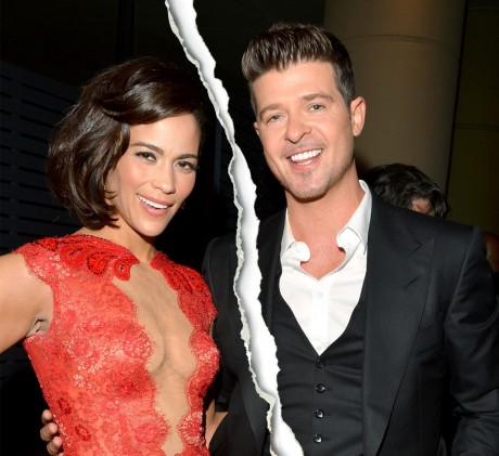 Paula Patton Robin Thicke Zoom Young