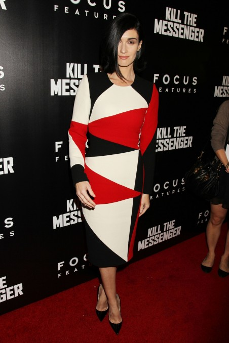 Paz Vega Kill The Messenger Premiere In New York