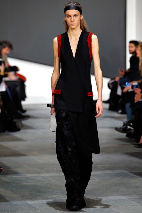Phillipa Hemphrey Proenza Schouler Fall