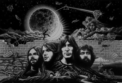 Pink Floyd Dark Side Of The Moon Anni