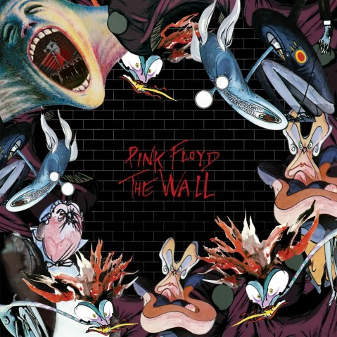 Pink Floyd The Wall The Immersion Edition Artwork