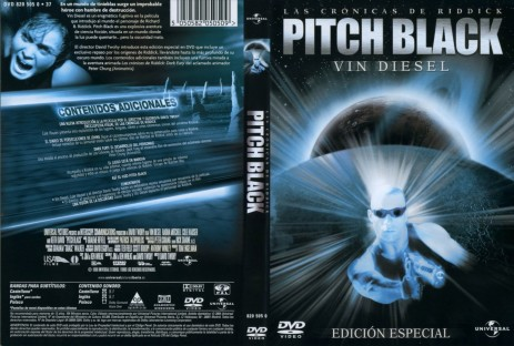 Pitch Black Edicion Especial Caratula
