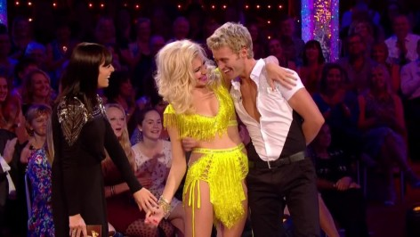 Pixie Lott Strictly Come Dancing Launch Show Strictly Come Dancing