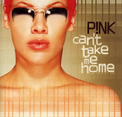 Pink Can Take Me Home Frontal Album