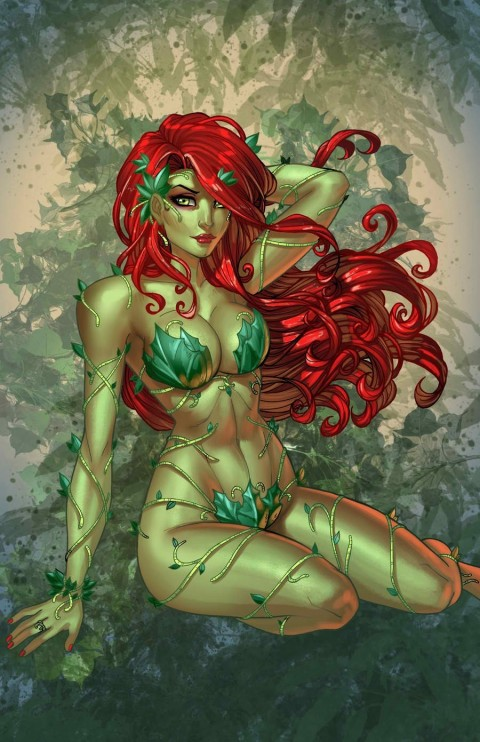 Poisonivy Batman