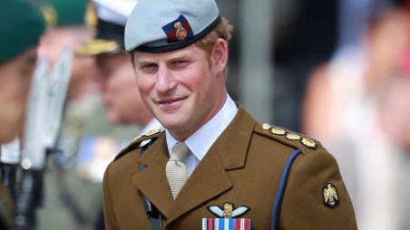 Prince Harry Career Education Official Work