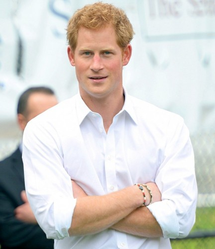 Prince Harry Zoom