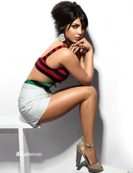 Priyanka Chopra Bollywood Actress Movies