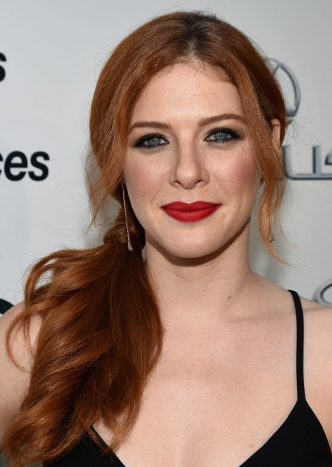 Rachelle Lefevre Attends The Th Annual Environmental Media Awards In Burbank