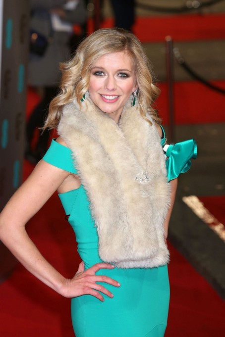 Rachel Riley Attend The Ee British Academy Film Awards Roh London
