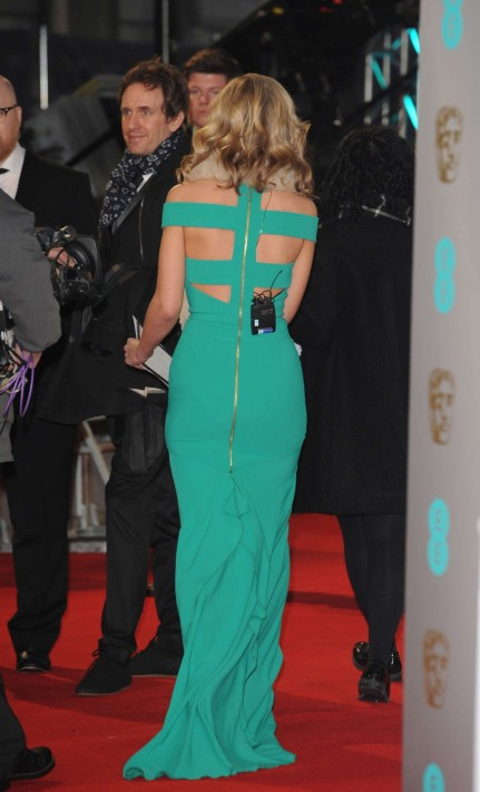 Rachel Riley Bafta Awards