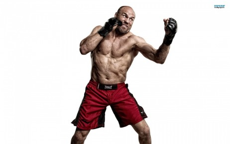 Randy Couture Wallpaper