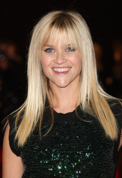 Reese Witherspoon Hair Bangs