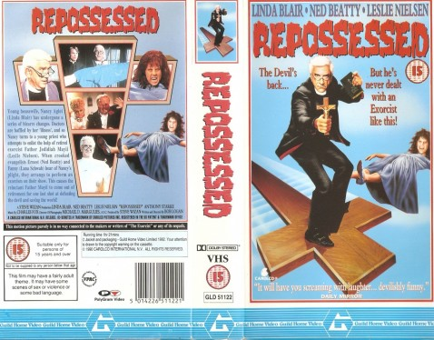 Repossessed Movie