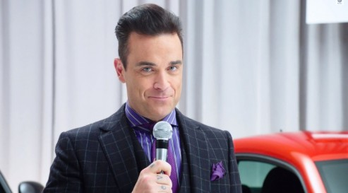 Volkswagen Confirms Robbie Williams As The Companys Marketing Manager Video