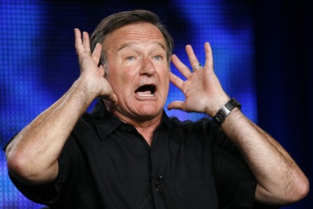Robin Williams Slid Deeper Into Depression After Being Diagnosed Parkinsons