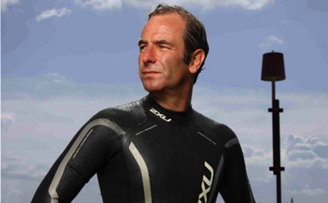 Robson Green Wild Swimming