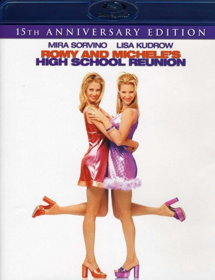 Romy And Micheles High School Reunion Th Anniversary Edition Blu Ray Disc  Movie