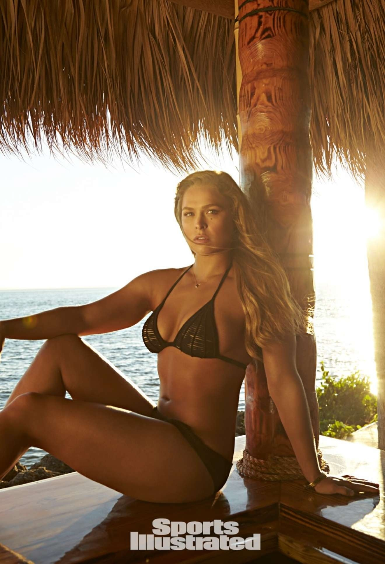 Ronda Rousey Si Swimsuit