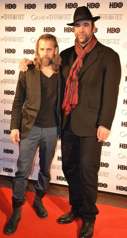 Rory Mccann Height Weight Films