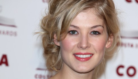 Rosamund Pike Cute Beauty English Actress Wallpaper Widescreen Cy