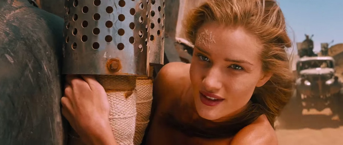 Mad Max Rosie Huntington Whiteley