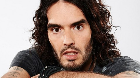 Russell Brand Shared Picture