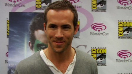 Ryan Reynolds Talks Green Lantern Wondercon