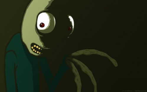 Salad Fingers Shared Picture
