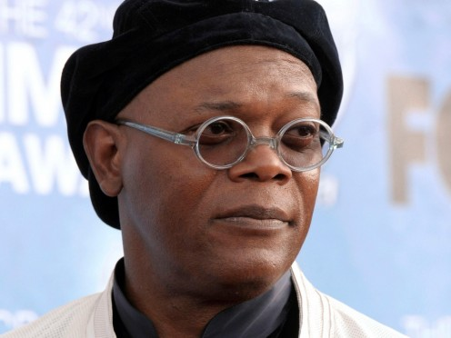 Samuel Jackson On Broadway