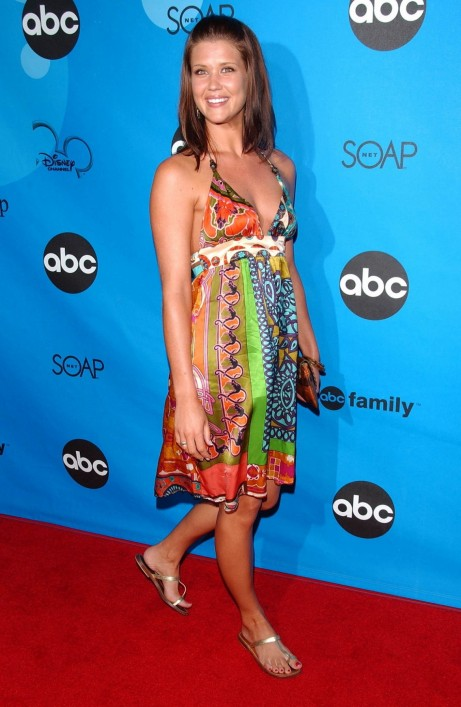 Sarah Lancaster Saved By The Bell