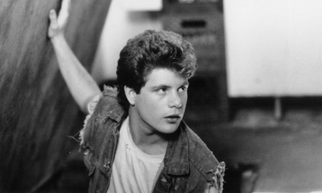 Still Of Sean Astin In Toy Soldiers