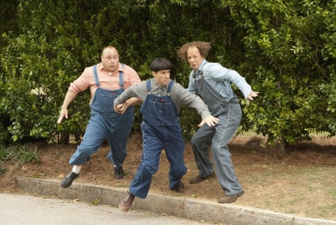 Still Of Sean Hayes Chris Diamantopoulos And Will Sasso In De Tre Rfinkarna Large Picture Chris Diamantopoulos