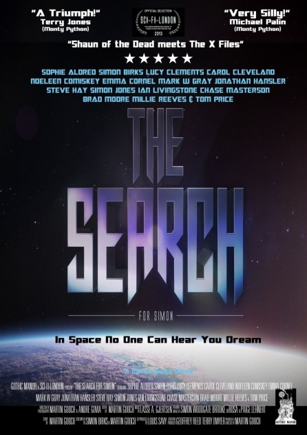 The Search For Simon Movie Poster Movie