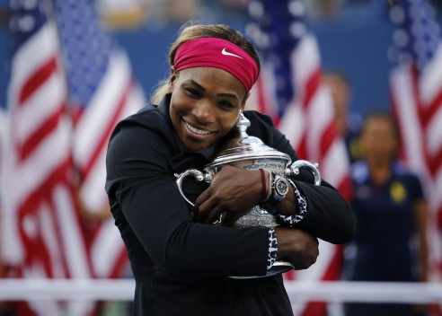Serena Williams Us Open Reuters And Drake