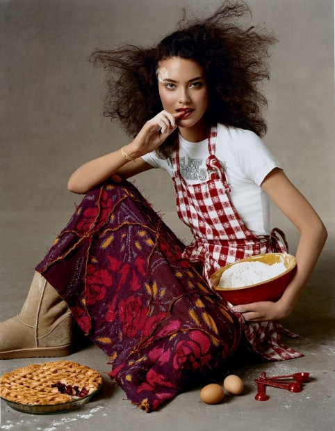 Thanksgiving Weekend Beauty Etiquette Shalom Harlow Sexy
