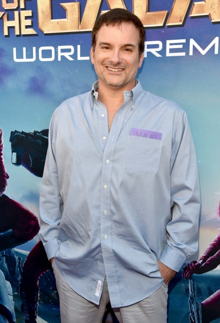 Guardians Of The Galaxy Official Premiere Photo Shane Black Red Carpet