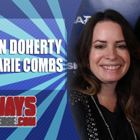 Shannen Doherty Discusses Nwa Ch