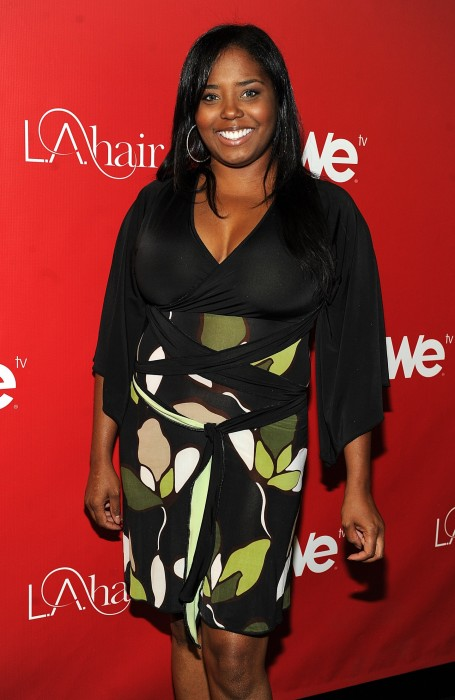 Actress Shar Jackson At We Tvs La Hair Season Premiere Party