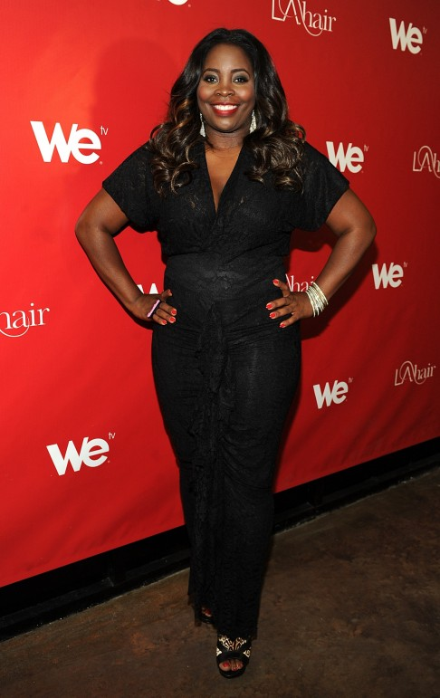 Celebrity Hairstylist Kim Kimble At We Tvs La Hair Season Premiere Party