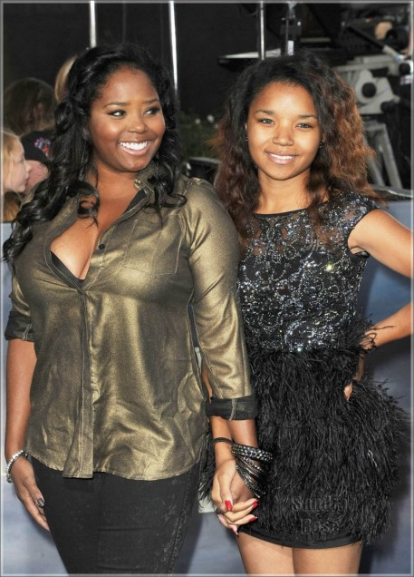 Shar Jackson And Daughter Inf