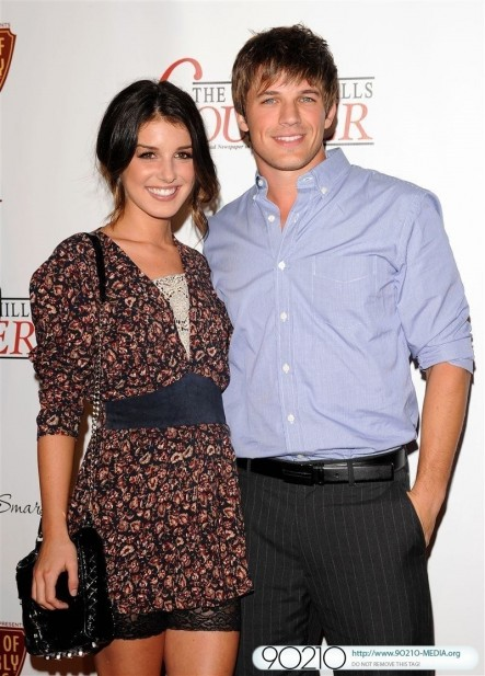 Larimes Shenae Grimes And Matt Lanter